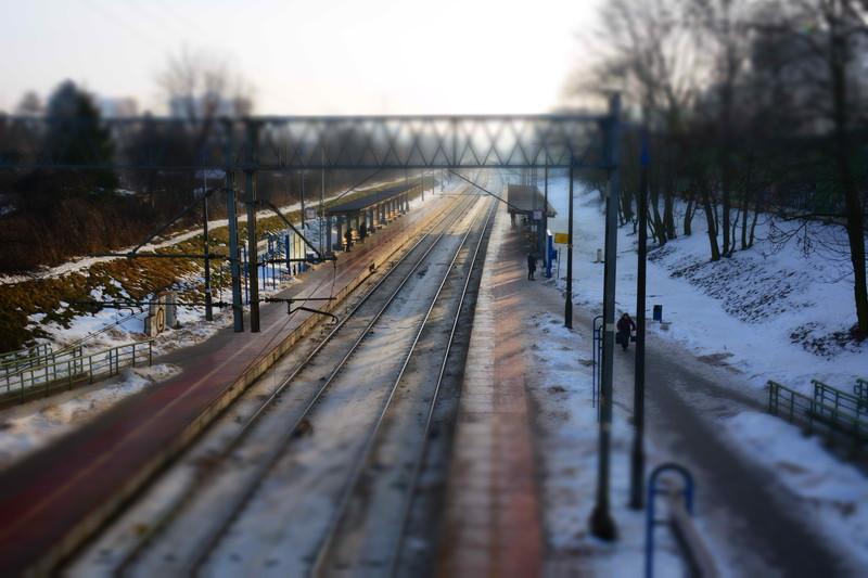 雪道 線路